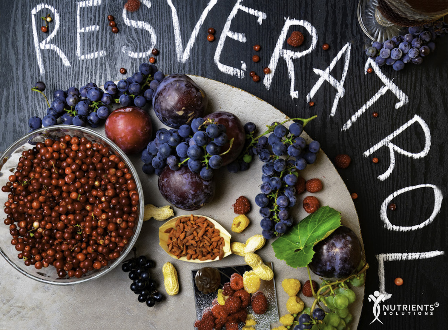 Resveratrol: 11 Benefits of the Medicinal Polyphenol from Red Wine