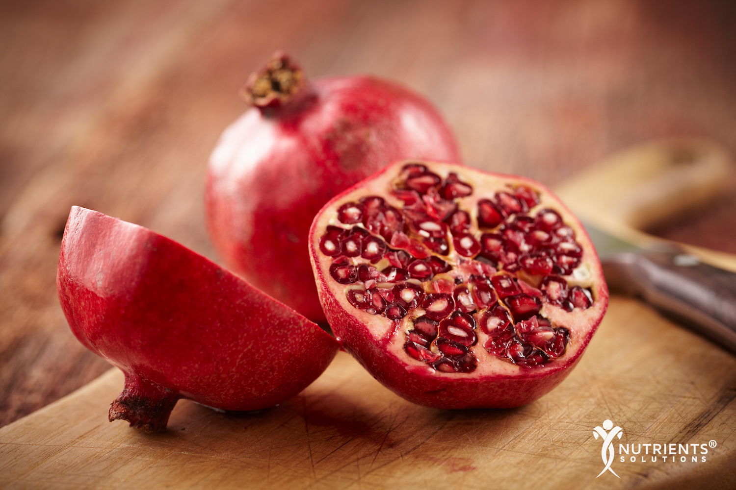 The Amazing Health Benefits of Pomegranate