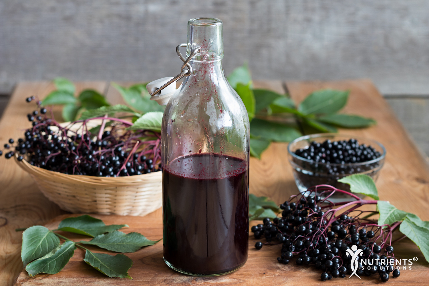 The Amazing Health-Promoting Properties of Elderberry